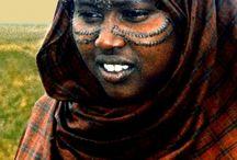 PORTRAITS PHOTOGRAPHIQUES de FEMMES AFRICAINES