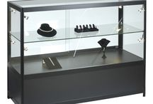 Counters and Showcases