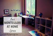 Montessori - homeschool classes