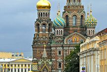 Saint Petersburg, Russia / I have been there!