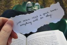 <3 Reading & Books / by Bobbi Long