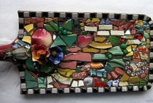 Glass, Lights & Mosaics II / I have over 600 pins on my original Glass, Lights & Mosaics board and decided that was a good number, so now I am and making a 2nd board for the same, so if you choose one, it doesn't take forever to look through and load.  Check out my original board by the same name to see some very happy pins.