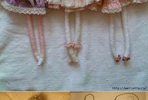 научиться шить кукол