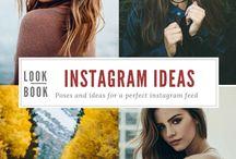 Inspiration | Instagram Ideas Lookbook