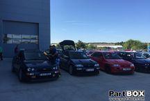 RSOC Escort meet at Cosworth / Ford Escort Cosworth Heaven.