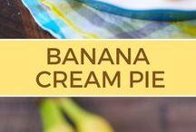 banana creamy pie