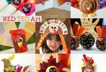 Thanksgiving Craft & Activity For Kids / 0