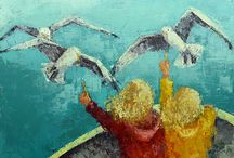 Rebecca Kinkead - Painter of Lullaby