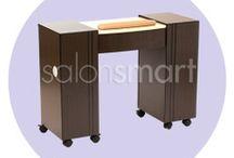 Manicure Table & Area Furniture Ideas