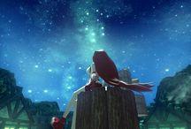 Art / Video game art and screenshots.