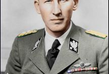 Reinhard Heydrich-head designer of holocaust