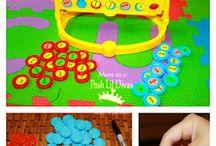 LA Workshops / games, workshops / by Keenan Rankin