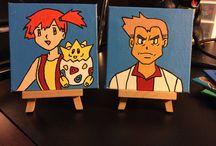 Fan art / Collection of my fan art artwork.