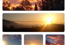 SOLES DE ALCALALÍ / El sol y su luz va cambiando a medida que lo hacen las estaciones del año y disfrutarlo cada mañana es un espectáculo que os queremos enseñar.