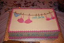 Cakes / by Brianne Mason