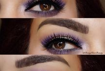 Natasha denona purple
