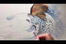 Louise de Masi - Watercolour artist