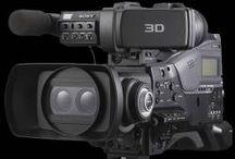 3D Cameras, 3D Rigs, 3D shooting
