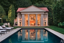 Outdoor Oasis / A little inspiration for your outdoor spaces.