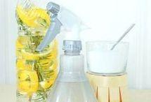 savon et produits maison