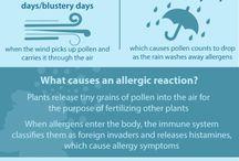 Infográficos Alergia