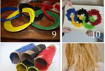Olympic Preschool Theme