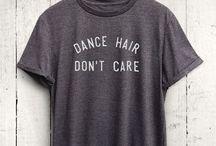 Dance tshirts