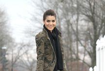 Cy looks de inverno / Looks