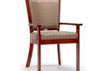 Senior Living Wood Chairs / Custom Senior Living Wood Chairs from Eaton Custom Seating