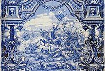 Azulejos! Portuguese Tiles!