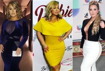 Chiquis Rivera / Everything about Chiquis Rivera's looks, fashion, makeup, hairstyles, style and outfits.