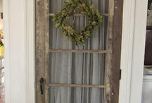 Doors / by Blue Yonder Urban Farms