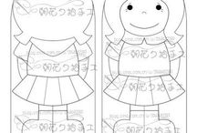 templates / All patterns and shapes to print and use