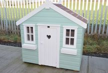 garden wendy house ideas