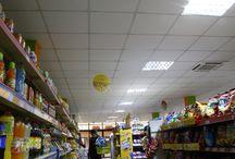 Iluminat LEDCO - Supermarket Nialvi
