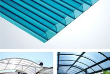 UV Protected Polycarbonate Panels
