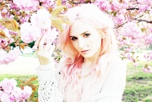 Think Pink... / Moodboard | inspiration | design | fashion | fabrics
