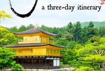 Kyoto and Nara