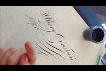 calligraphy Raad