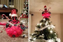 Coolest Christmas Tree Topper