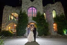 The Beardslee Castle - Music Man Entertainment Up Lighting / Up Lighting @ The Beardslee Castle (Little Falls, NY)  www.MusicManEntertainment.com / 518-842-4065