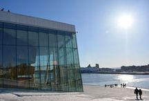 Oslo Opera House / Exclusive pictures of Oslo Opera House. Snøhetta / Snohetta architecture and historic building in Oslo city. Photo taken : March 30th, 2013