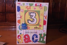 2015 Birthday Cards 6 / by Marianne Hall