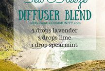 diffusing blends