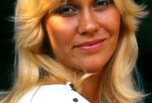 "Agnetha Fältskog / Agnetha Åse Fältskog or in some countries called Anna, Agnetha was the most popular singer in Sweden during the late 1960s and met Bjorn Ulvaeus. She is known for being the ""Girl with the golden hair"" in the extremely popular group ABBA from 1972 to 1982. She then pursued a solo career after that."