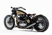 Motorcycles / Love this custom bike