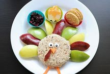 Thanksgiving Craft and Snack Ideas