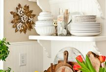 Kitchen Decor / by Laurie Ress