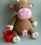 Crochet and soft toys
