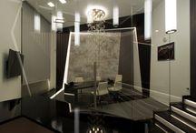 Офисы / Offices / Офисы, спроектированные студией дизайна интерьеров Finoarte